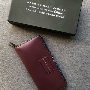 Marc by Marc Jacobs Wallet x Disney